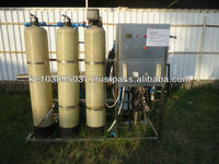 1000liters per hour reverse osmosis water system