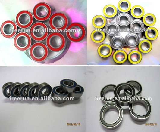 Stainless steel bearing S635-2RS 5x19x6mm 440C stainelss bearing