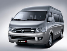New china mini bus G7/G9/ foton /Jinbei VIEW VAN with 6--15 seats for sale