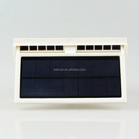 2W Solar Power Car Fan