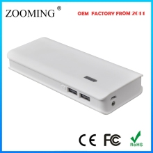 Specialized in portable USB charging station 10000mah lithiumn powerbank in China market powerbank