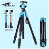 aluminum fiber camera mini flexible gorillapod /camera tripod