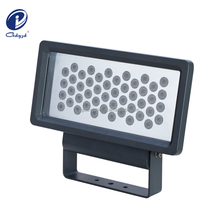 60W high lumen thick aluminum bady led floodlights for outside building outline