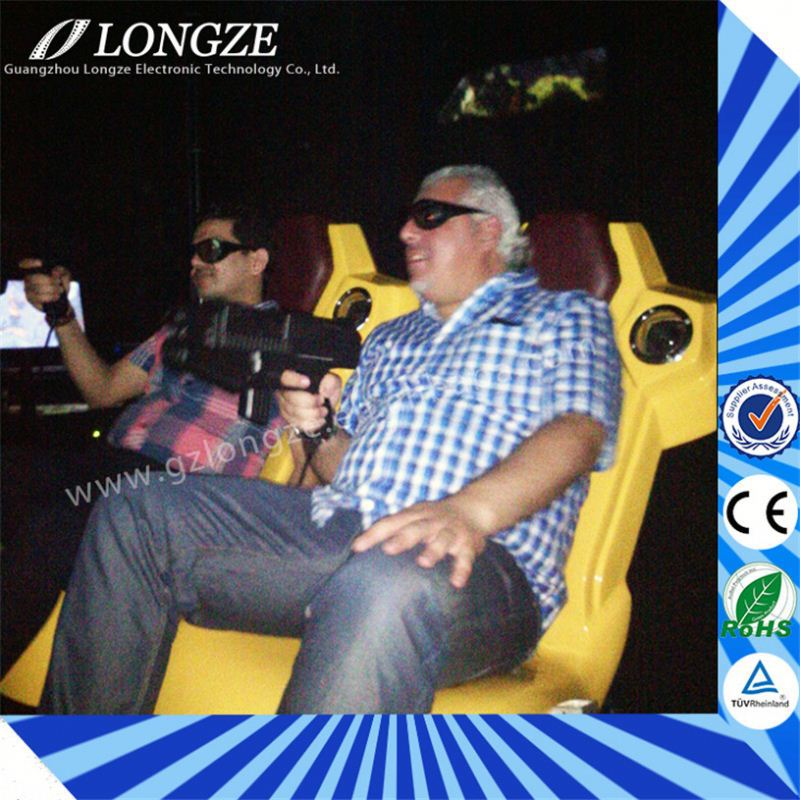 Wholesale Alibaba 6dof demo cinema Amazing New business project horror movie 7d cinema and adventure film
