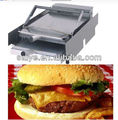 hot sale double layer hamburger forming machine