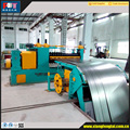 stainless steel sheet cross cutting line