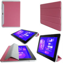 magnetic leather case for samsung galaxy tab2 p5110 p5100