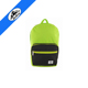 Popular custom color young style lightweight stylish school backpack