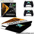 Factory Direct Provide Decal Cover and Skin Sticker for Sony Playstation 4 Console and Controller