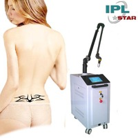 2015 Nd yag laser tattoo removal q switch