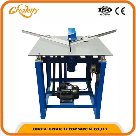 hot sale photo frame cutting machine ,nail joint frome machine prices