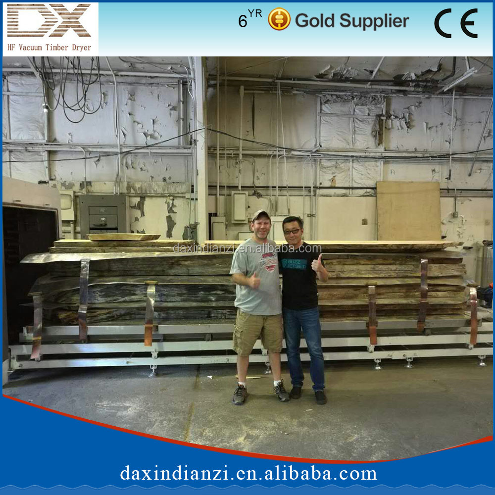 Best sale new condition vacuum kiln drying wood equipment