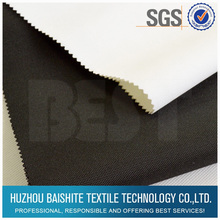 China manufacturer water resistant 100% polyester bag material oxford cloth 600d pu coated