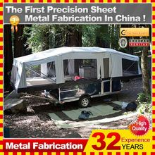custom mini camper trailer tent manufacturer,with custom service