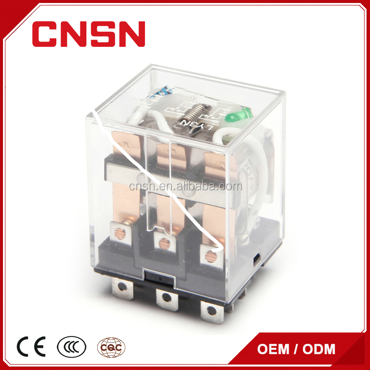 LY3 Small Auto Electric Motor Relay