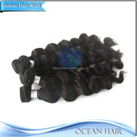 Unprocessed Best Selling 100% Virgin Wholesale Pure Brazilian Bouncy Curl Human Hair Weaving