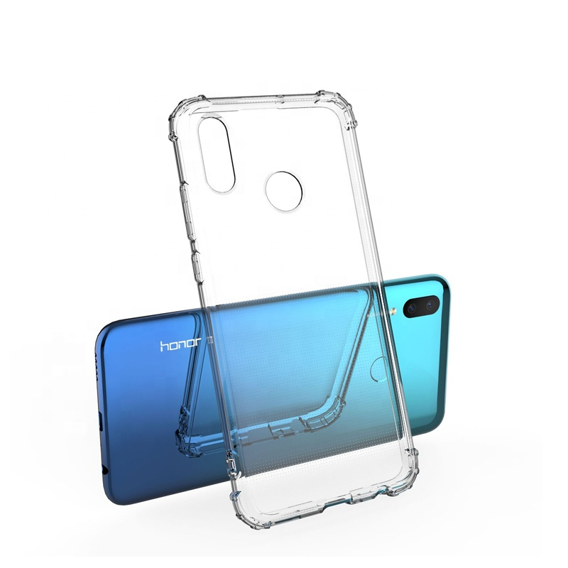 Military Drop Shockproof Bumper Soft TPU Case Cover For Huawei <strong>P</strong> Smart 2019