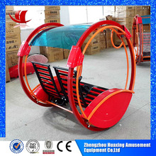 factory direct sales rotating kid ride /outdoor amusment park equipment swing happy car