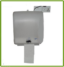 Wall Mounted Toilet Roll Paper Dispenser Automatic Tissue Jumbo Dispenser