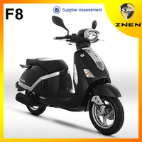ZNEN MOTOR -- C F8 EEC Chinese cheap classic gas scooter electric scooter motorcycle and parts