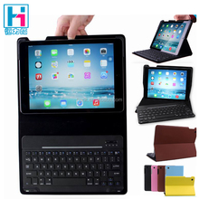Folio PU Leather Case Bluetooth Keyboard For iPad Air 3 Bluetooth Keyboard With Leather Case For iPad Air 3
