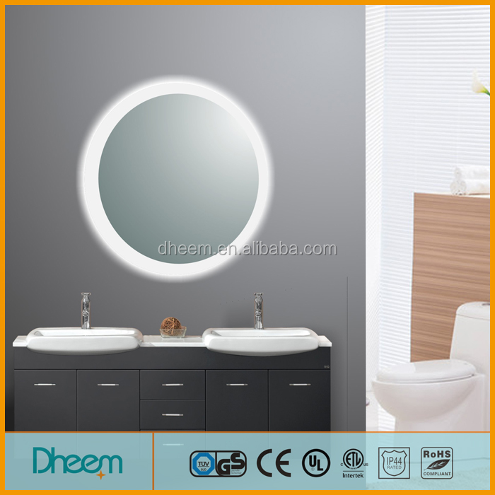 Bathroom LED Light Mirror Touch Sensor Switch