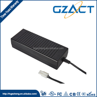 Laptop black ac dc 48v 120W adapter from Foshan China