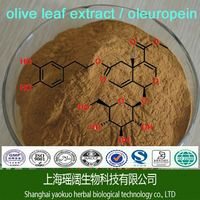 100% Natural and pure olive leaf extract / oleuropein 25% /olive leaf powder
