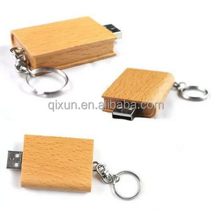paypal accept 128mb 256mb 512mb 1gb 2gb 4gb 8gb 16gb 32gb 64gb wooden material full capacity book shaped usb flash drive
