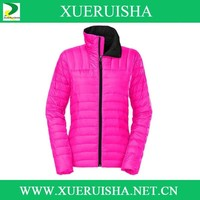 2015 new fashion customized outdoor down jacket winter coat