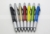 6 in 1 Ballpoint Pen Handle Mini Phillips Cross Head Screwdriver With Scale