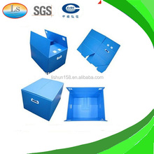 Plastic Collapsible Container, Corrugated Box, Coroplast Box