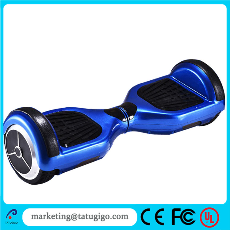 6.5 inch bluetooth electric smart 2 wheel self balancing electric vehicle