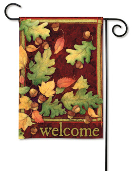 Full Colour Digital Polyester Garden Flags Wholesale Buy
