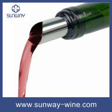Wine Pourer Dripless Pouer can print logo good for brand promotion