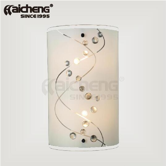 Indoor Decorated led wall lamp