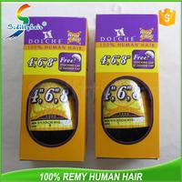 good quality recycle human hair with reasonable price