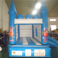 tube Inflatable Bouncer , LZ-A1808 inflatable Bouncer bouncy animal