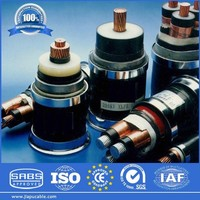 0.6/1kV Low Voltage 1 to 4 core 50mm2 to 800mm2 xlpe insulated copper cable price per meter