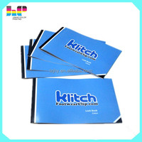 128 g art paper cheap brochure color printing service