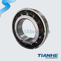 Single Row Angular Contact Ball Bearing used in Crank Shafts