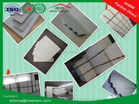 fire proof and UV blocking cheap calcium silicate board