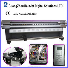 10feet format best 4 color eco solvent printer
