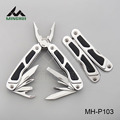 Fashion design aluminium handle pliers