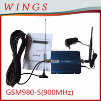 gsm signal booster GSM980-S 900Mhz, cover 1500-2000 square meter,cellphone signal booster mobile phone china wholesale
