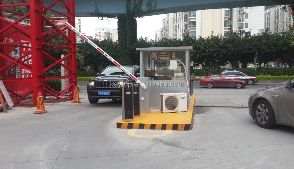 car parking automatic barrier gate