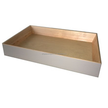 Beech Wood Tray in Two Color Style