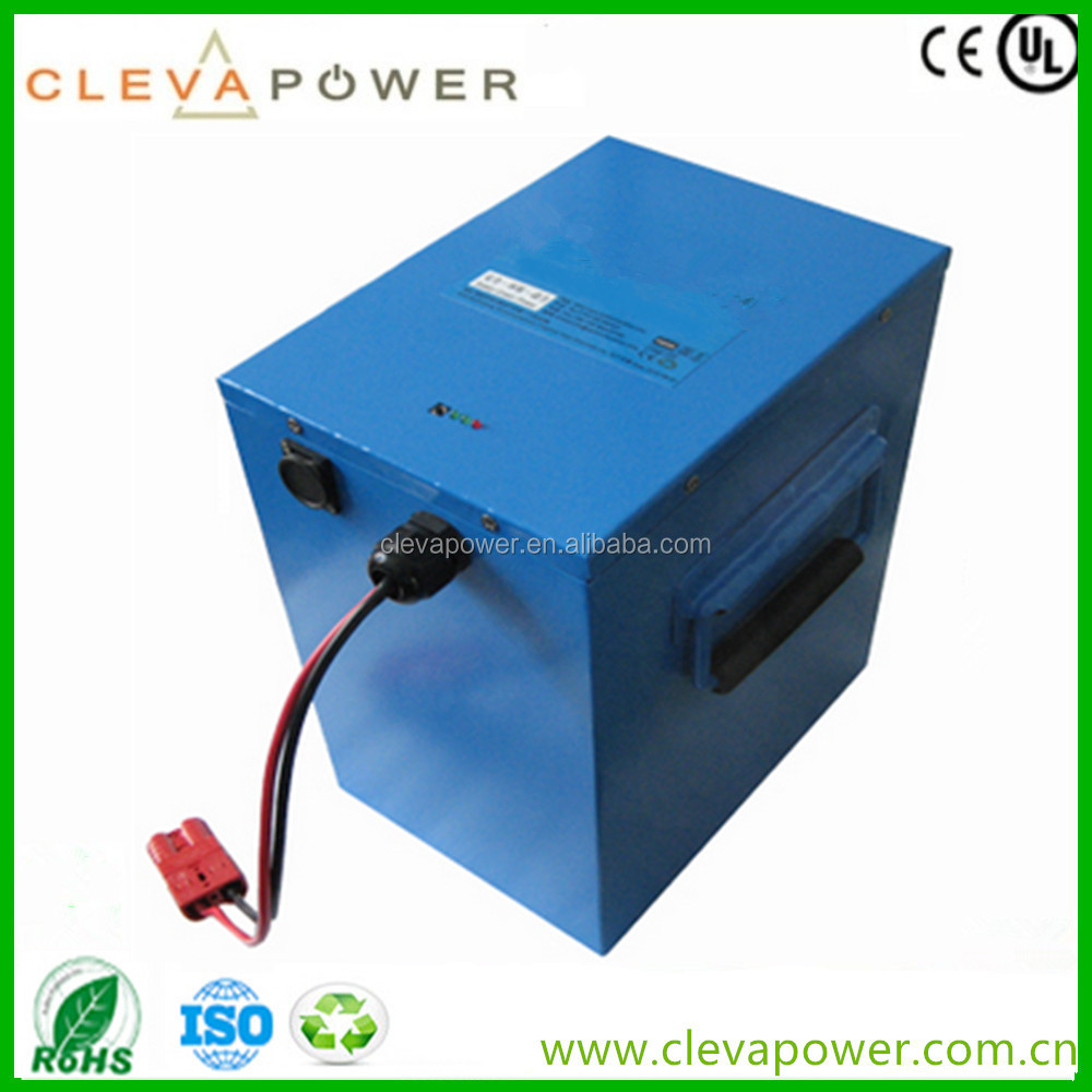 Hot Selling of 24V 80ah LiFePO4 Battery Packs