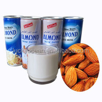 new filling almond nut soft drink