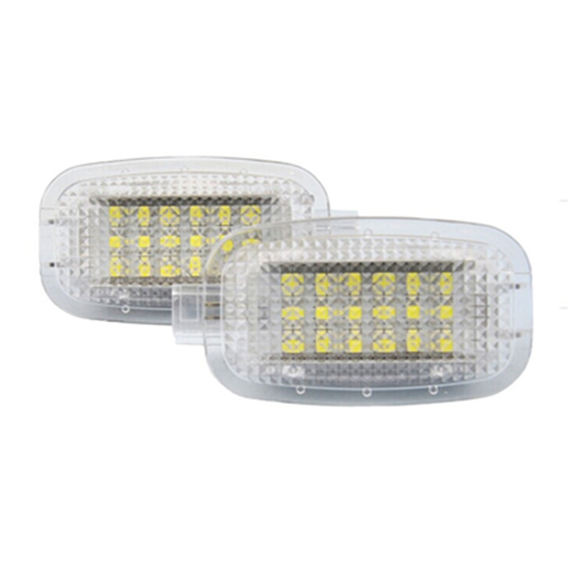 Car LED welcome door light <strong>for</strong> MercedesBenz <strong>W164</strong> X164 W169 C197 W204 W204 C207 W212 W212 LED Car door warning light